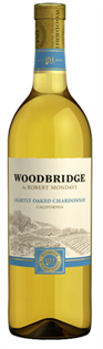 Woodbridge By Robert Mondavi Chardonnay Lightly Oaked 1.50l